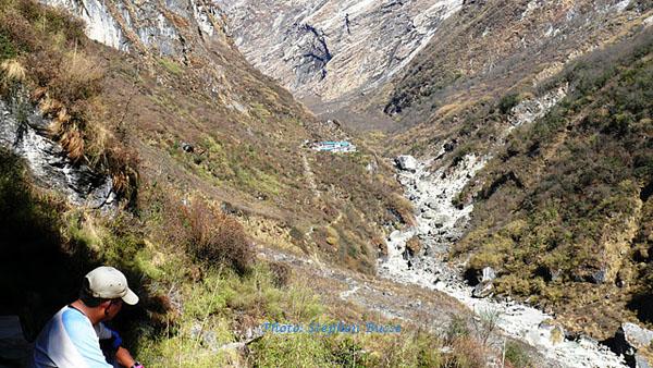 Arriving at Himalaya