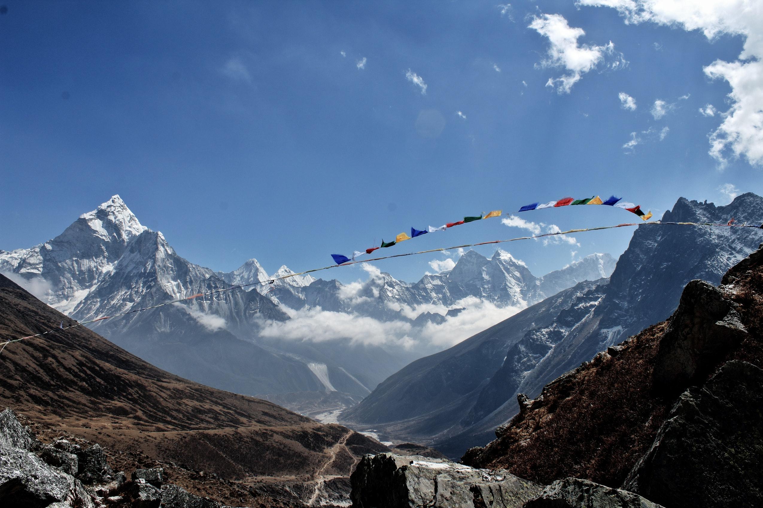 EBC, Everest Base Camp Trek