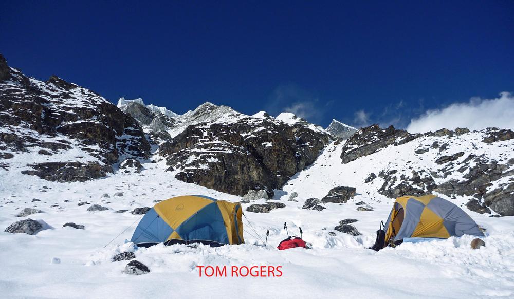 Island Peak High Camp