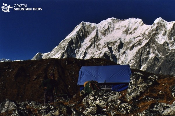 cook and kitchen at high altitude