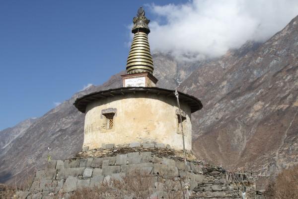 nile stupa