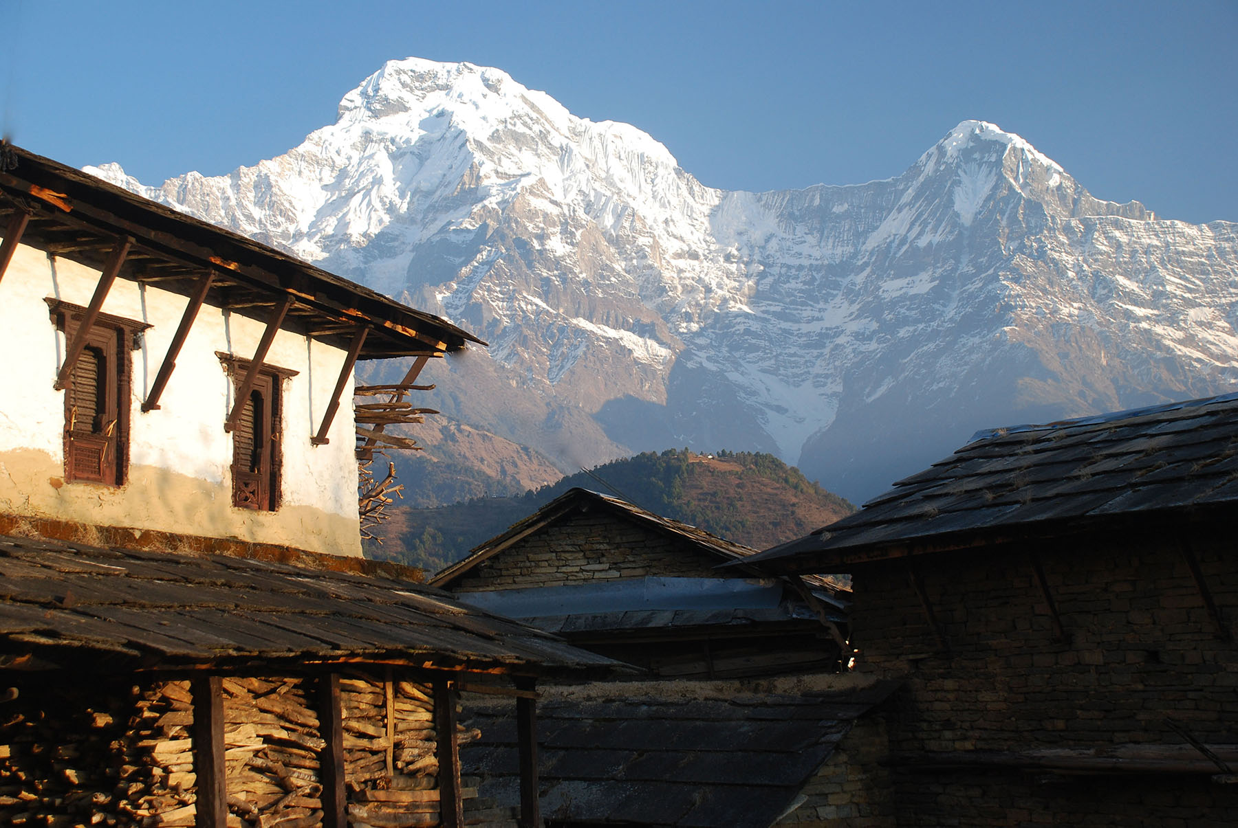 Lodge Treks - Crystal Mountain Treks Nepal
