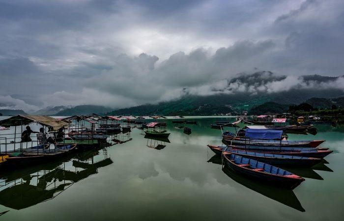 Pokhara Boats, Phewa Lake