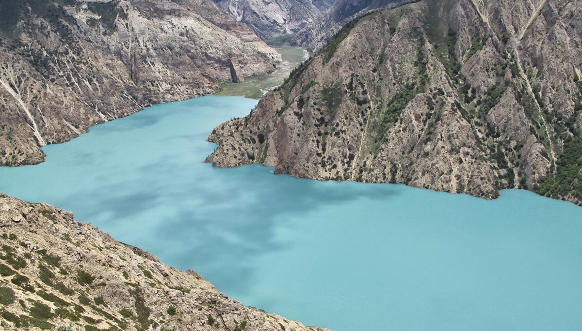 Valley Beyond Phoksundo Lake, Nepal