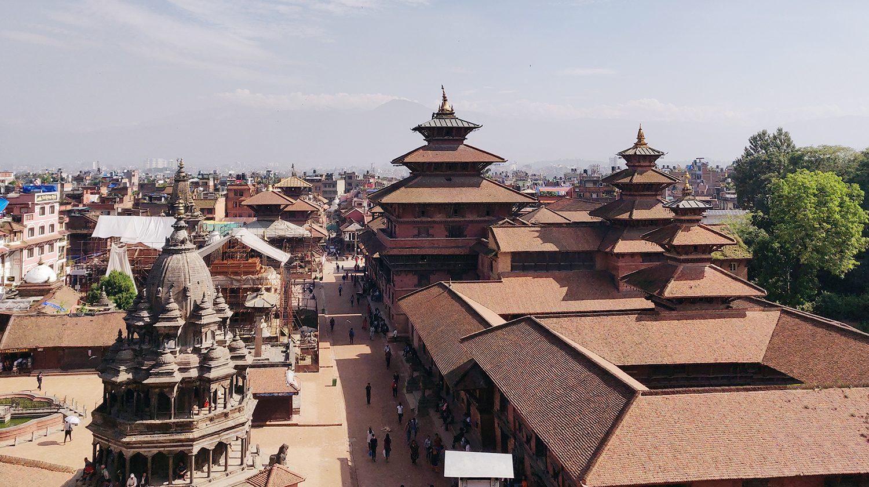 Patan Durbar Square, Photo by Bhupi