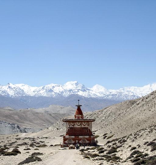 Mustang, Nepal - Crystal Mountain Treks