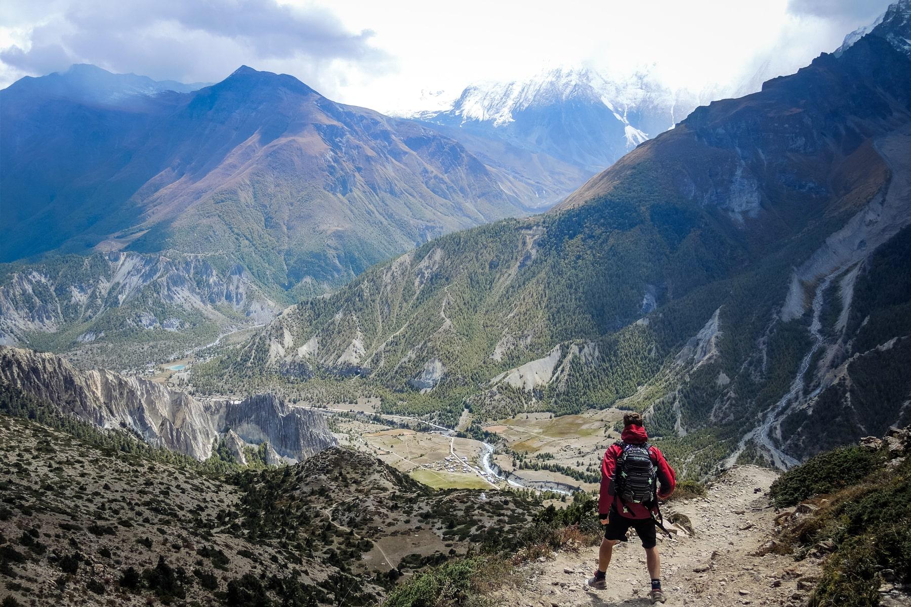 Crystal Mountain Treks - Camping Trek