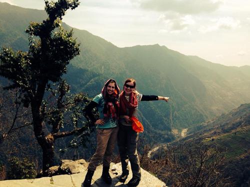 Anna and Natalia