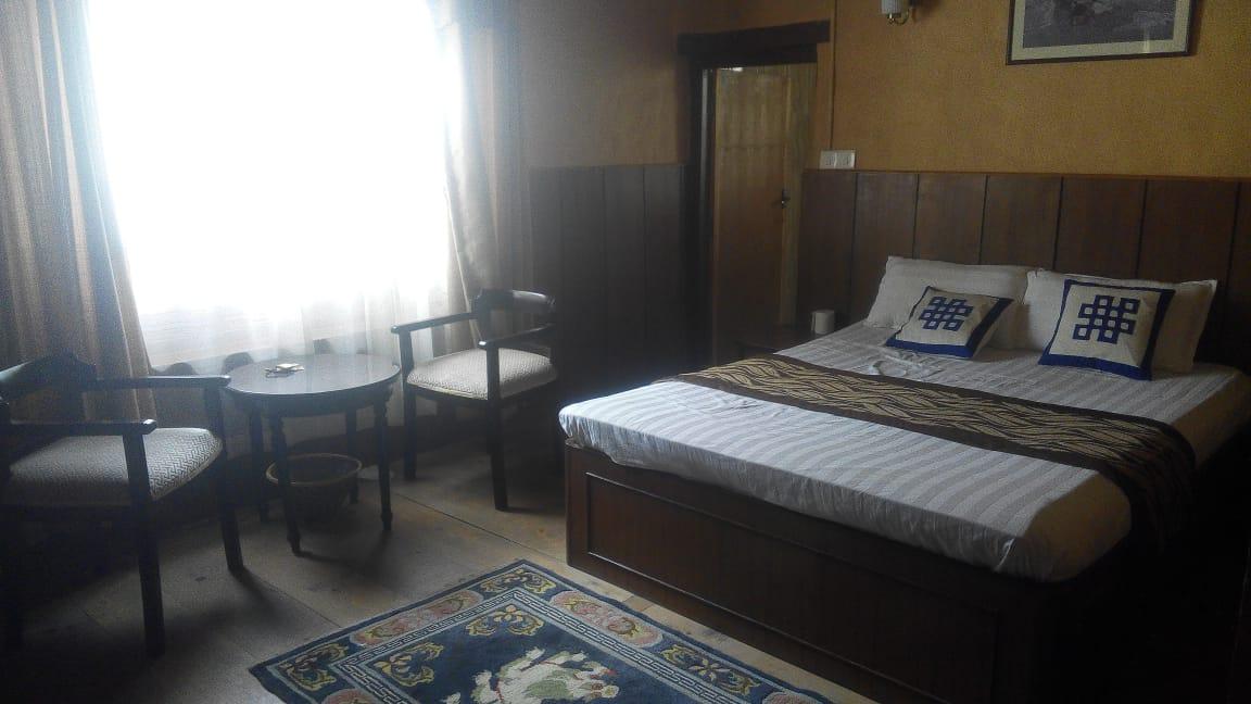 Bedroom at Ghemi 2