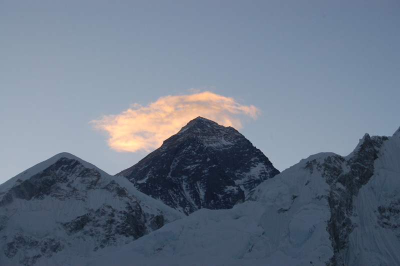 Everest from Kalapatthar