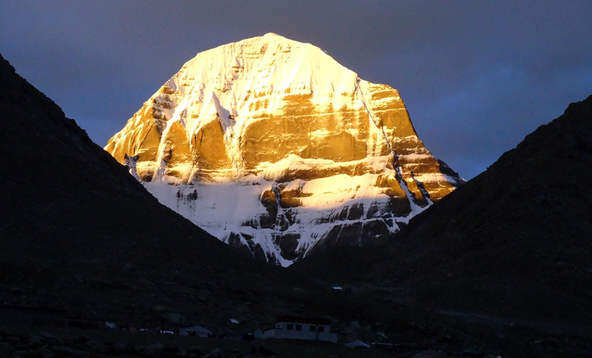Kailash Sunrise