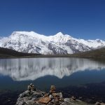Reflection, Annapurna Circuit Trek