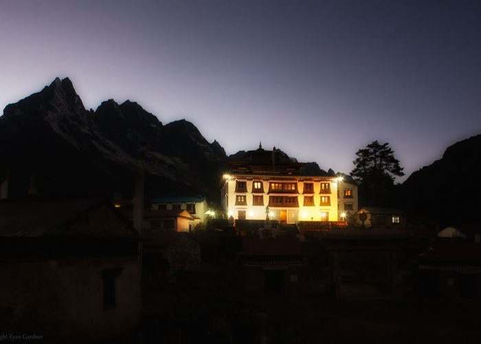 Tengboche Monastery, Everest Base Camp Trek