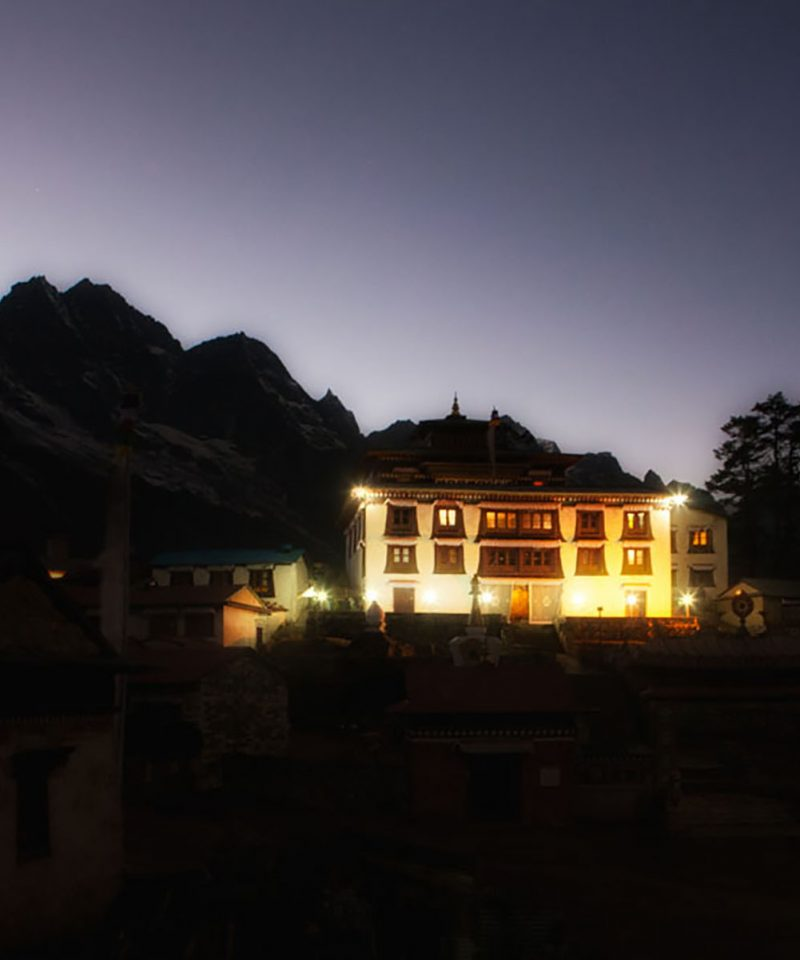 Tengboche Monastery, Everest Base Camp Trek