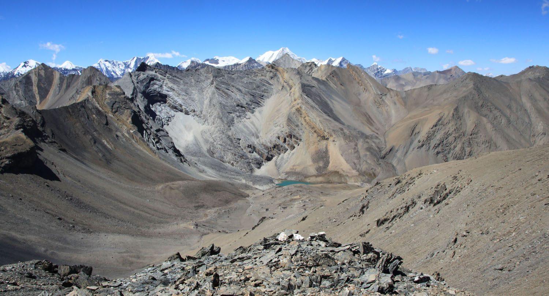 nangdalo la, Nepal