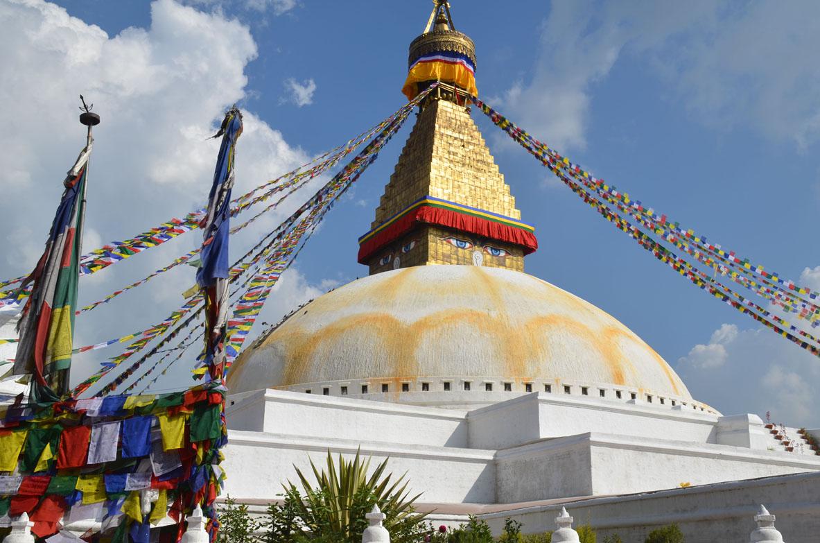 Bouddha Nath Stupa, Bouddha, Kathmandu, Nepal