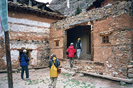 Bon monastery visit