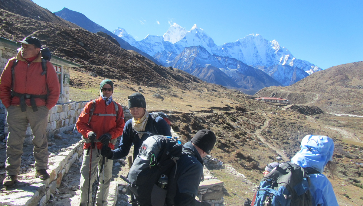 Dingboche, Everest Base Camp Trek