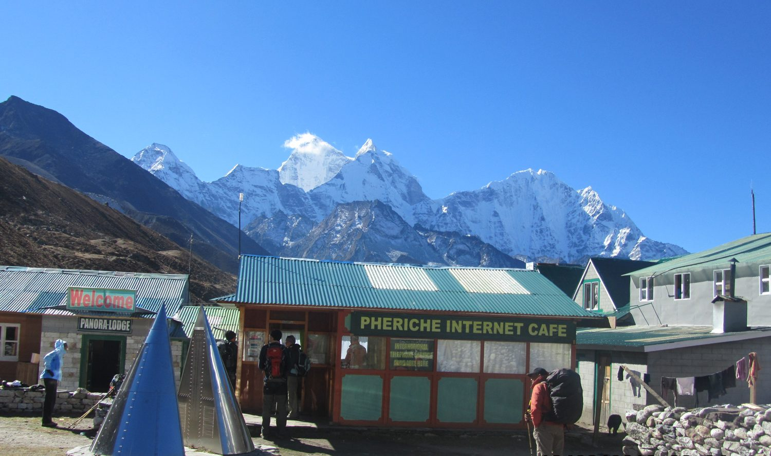 Feriche, Everest Base Camp Trek
