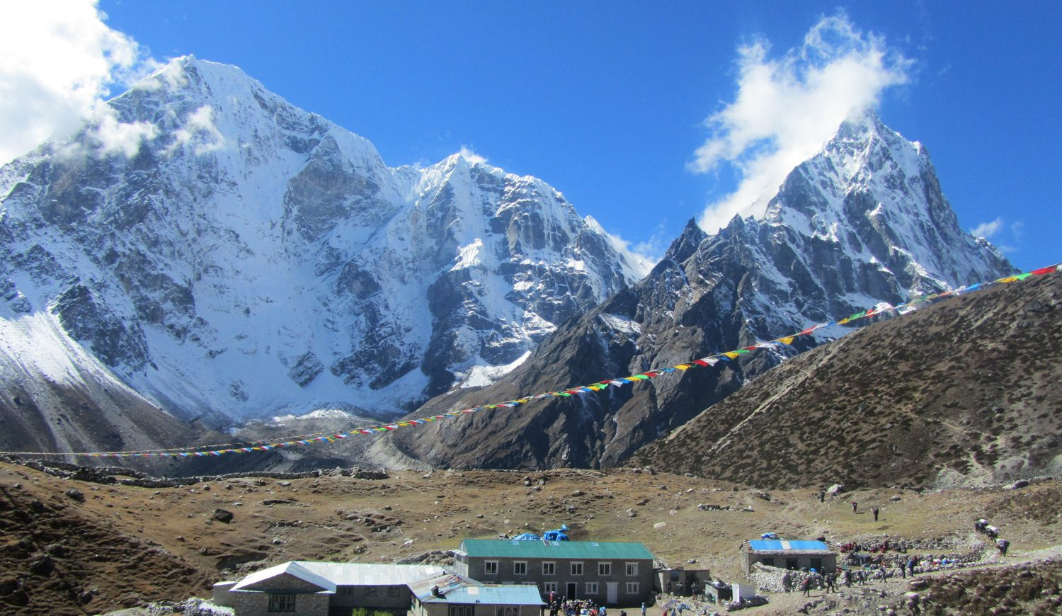 Lobuche, Everest Base Camp Trek