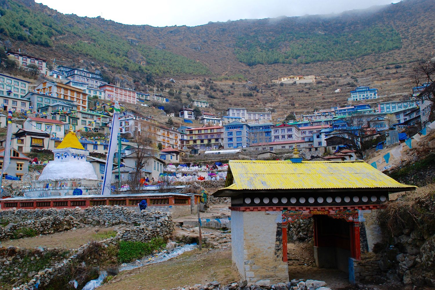 Namche, Ultimate Everest Trek