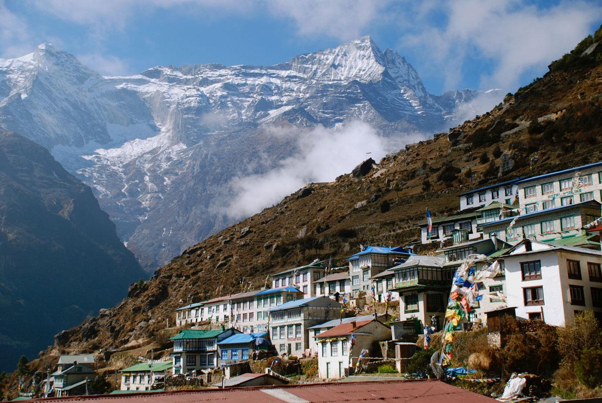 Namche, Everest Base Camp Trek