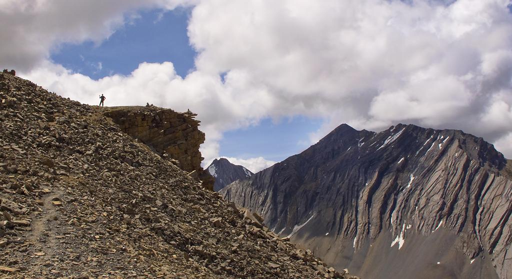 Near Jhyakai Bhanjyang Pass, Nepal