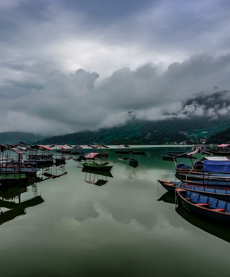 Pokhara Boats, Phewa Lake