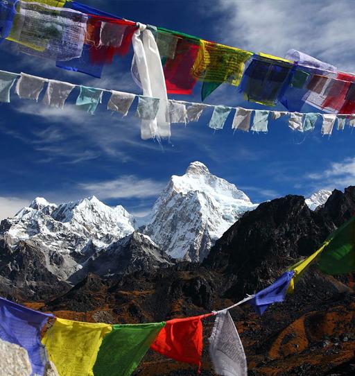 kanchenjunga, Nepal