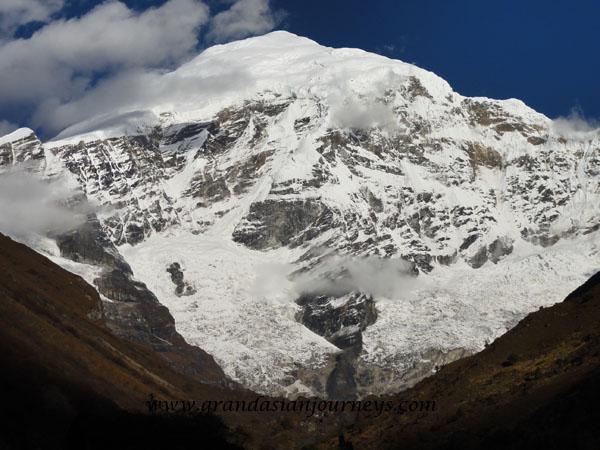 Mt. Jhomolhari