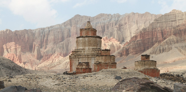 Drakmar, Upper Mustang Trek