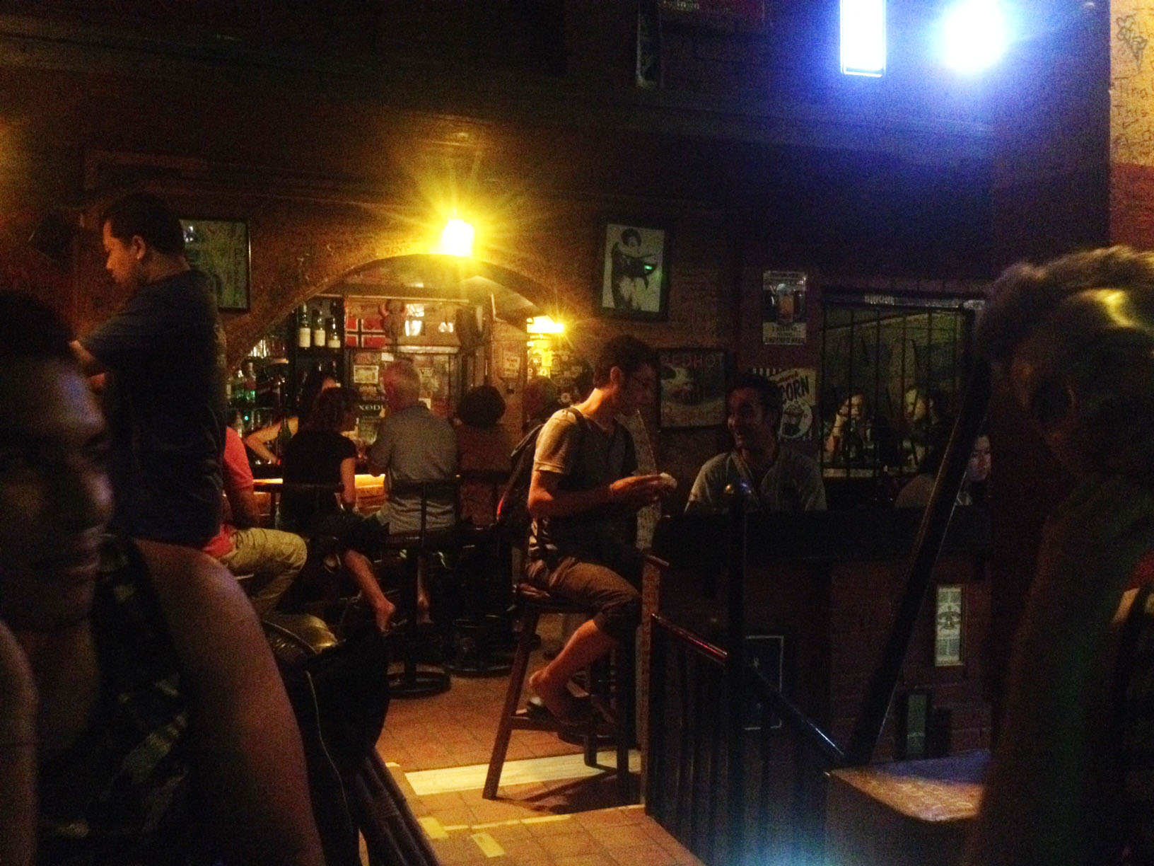 Sam's bar, Thamel