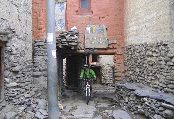 Alleys of Kagbeni