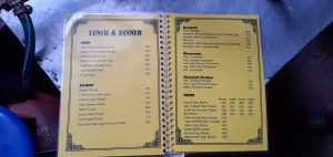 Ghemi menu page 2